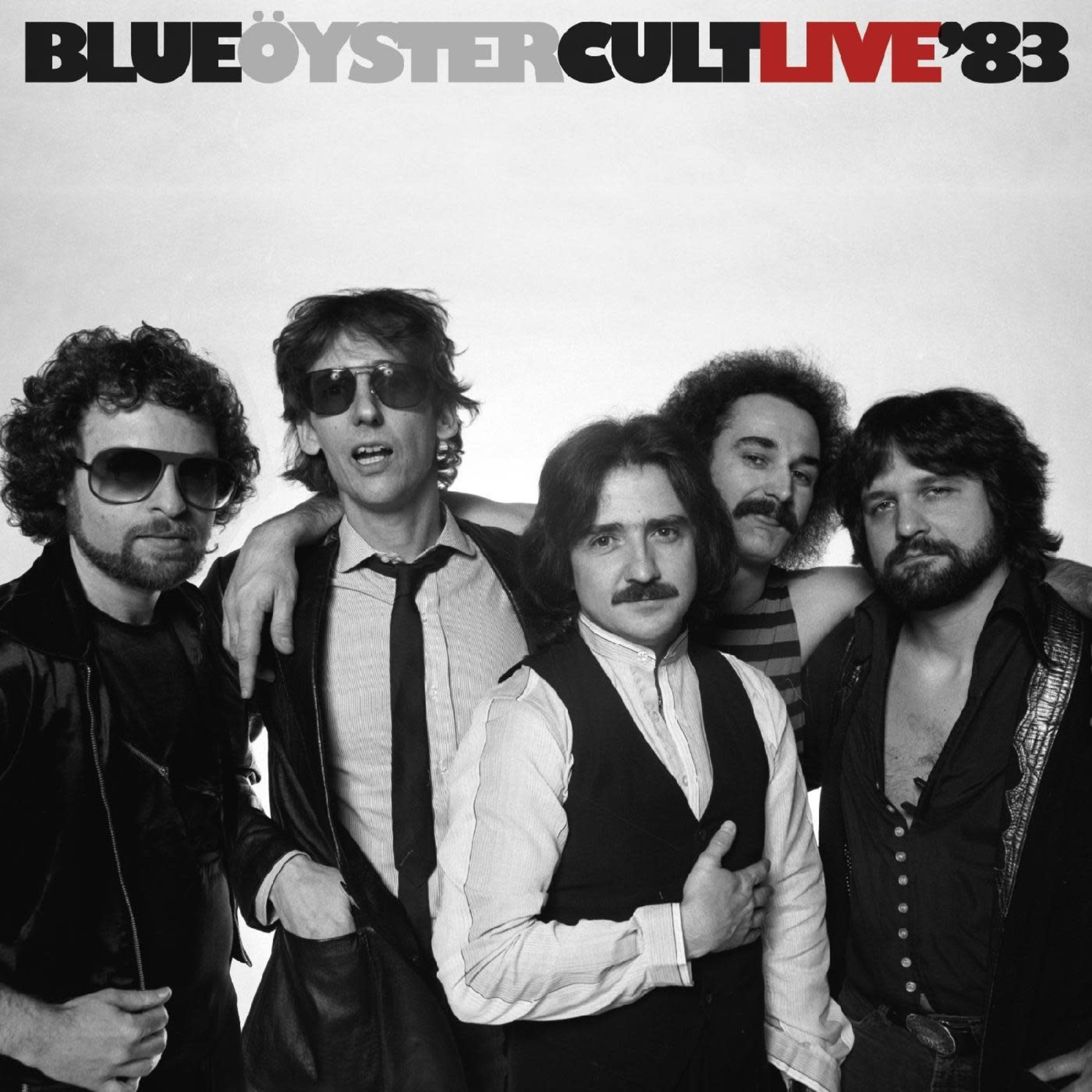 BLUE OYSTER CULT BF 2020 - LIVE '83 (LIMITED 2-LP BLUE WITH BLACK SWIRL VINYL EDITION)