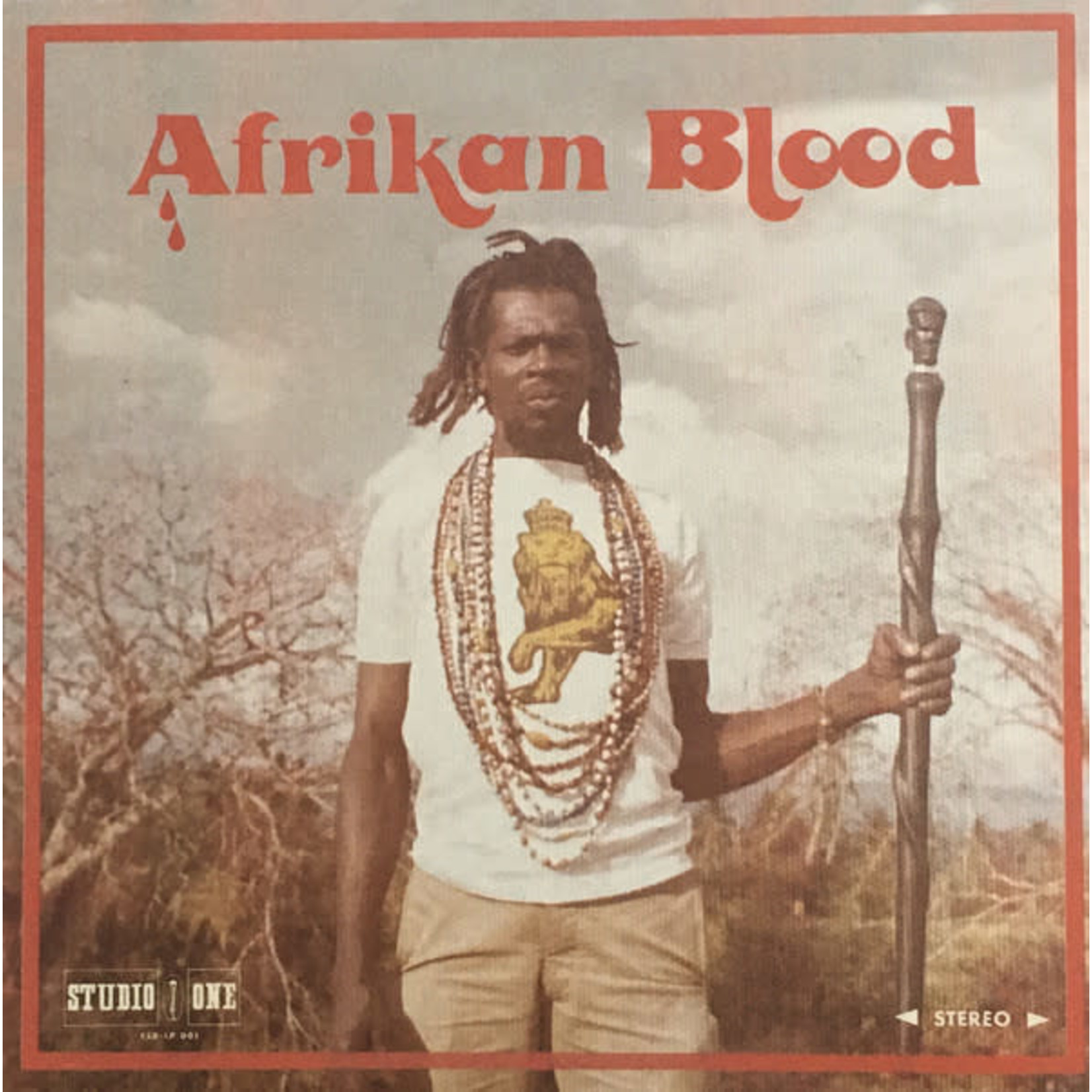 STUDIO ONE BF 2020 - AFRIKAN BLOOD