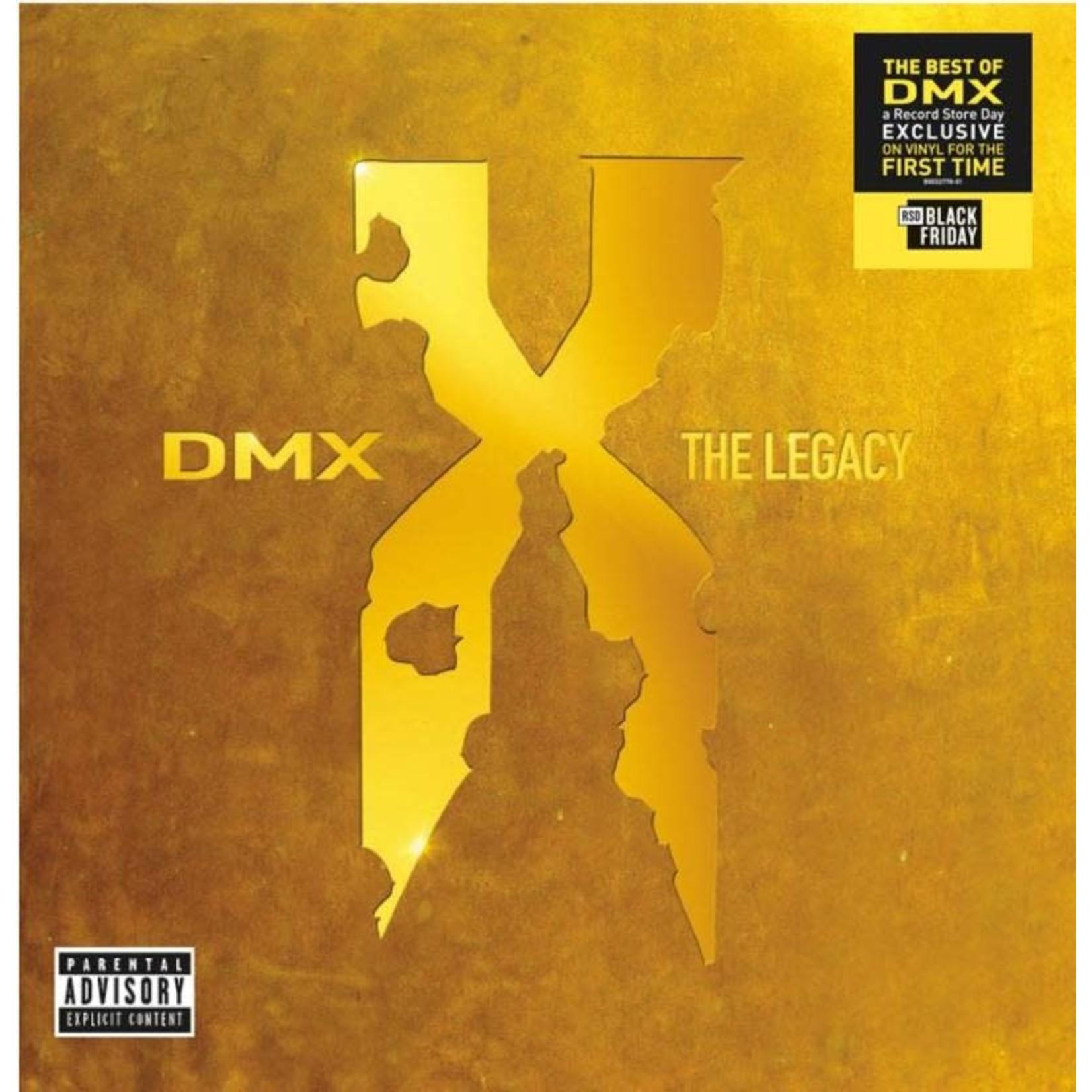 DMX BF 2020 - THE LEGACY (2LP)