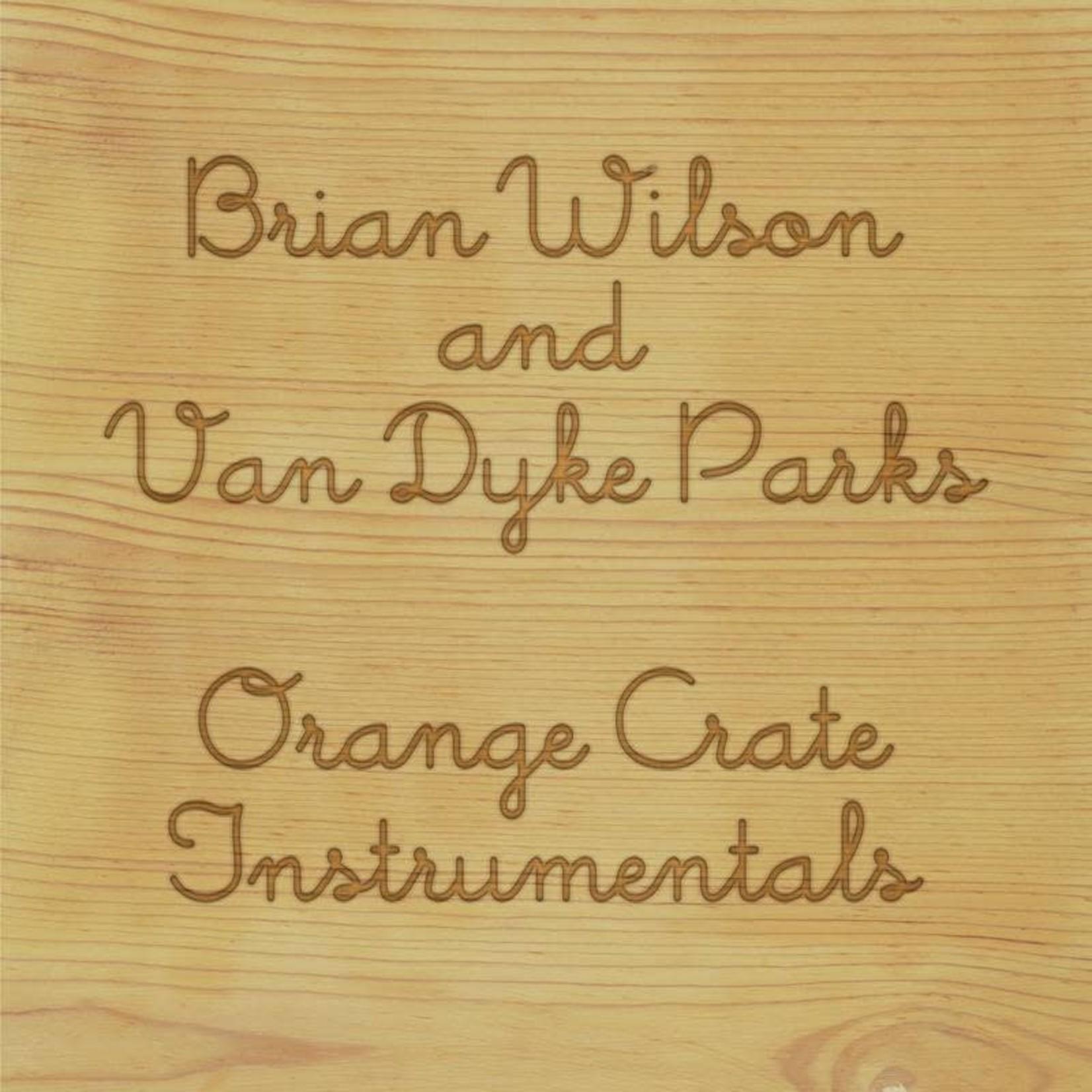 BRIAN WILSON BF20 - ORANGE CRATE INSTRUMENTALS