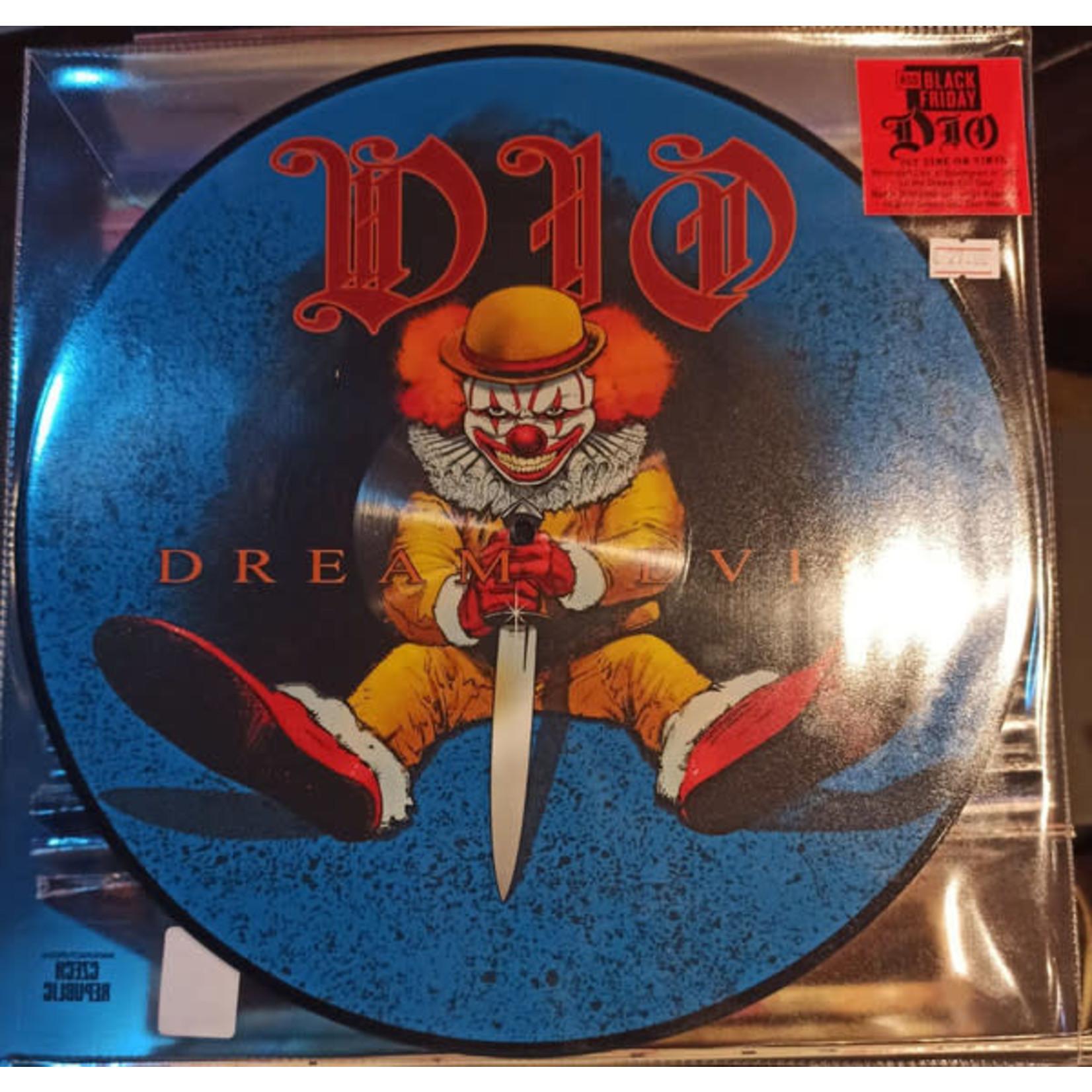 DIO BF20 - DREAM EVIL LIVE '87 (LP) PICTURE DISC
