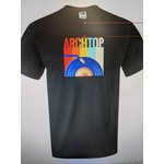 ARCHTOP T-SHIRT - TURNTABLE - UNISEX