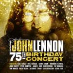 JOHN LENNON IMAGINE JOHN LENNON 75TH BIRTHDAY CONCERT  2LP