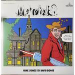 DAVID BOWIE METROBOLIST (AKA THE MAN WHO SOLD THE WORLD) (LP)