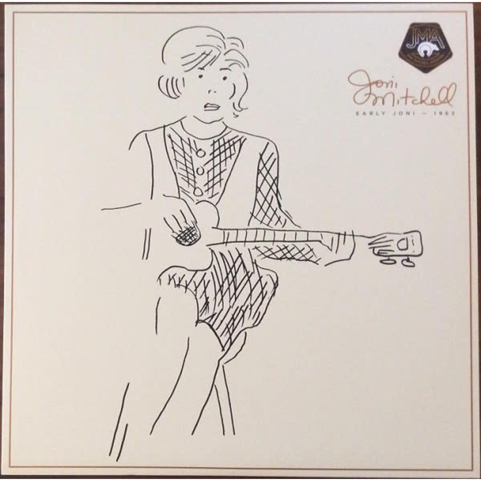 JONI MITCHELL EARLY JONI – 1963 (LP)