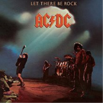 AC/DC LET THERE BE ROCK (180 GRAM VINYL)