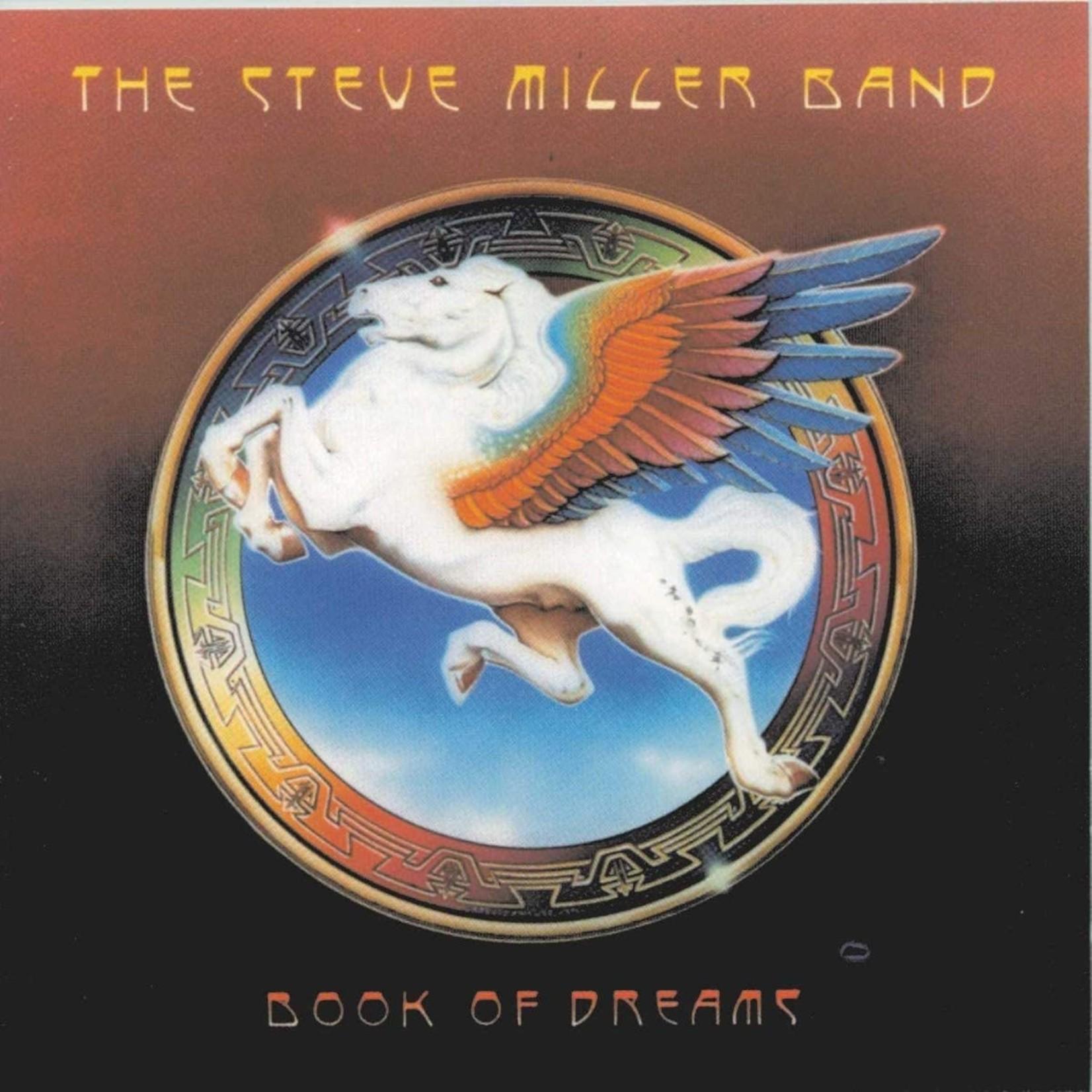 STEVE MILLER BAND BOOK OF DREAMS (LP)