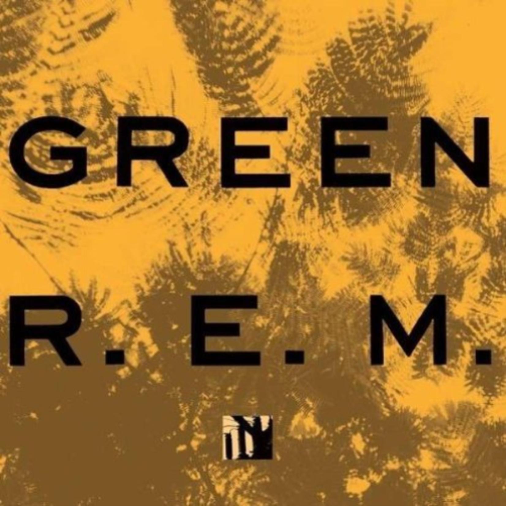 R.E.M. GREEN 25TH ANNIVERSARY REMASTERED