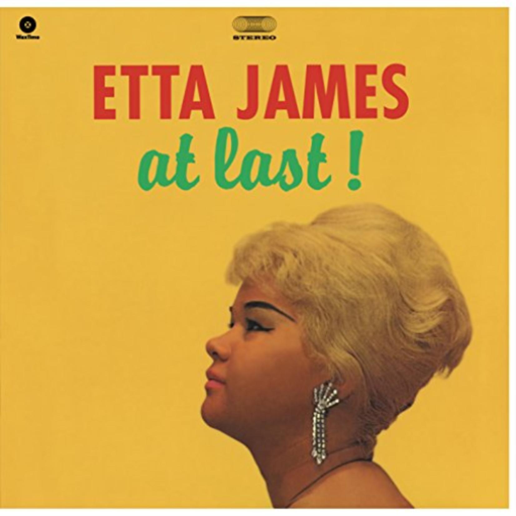 ETTA JAMES AT LAST + 4 BONUS TRACKS
