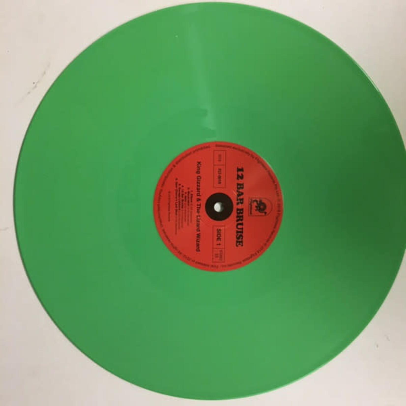 KING GIZZARD & THE LIZARD WIZARD 12 BAR BRUISE (LP) GREEN VINYL