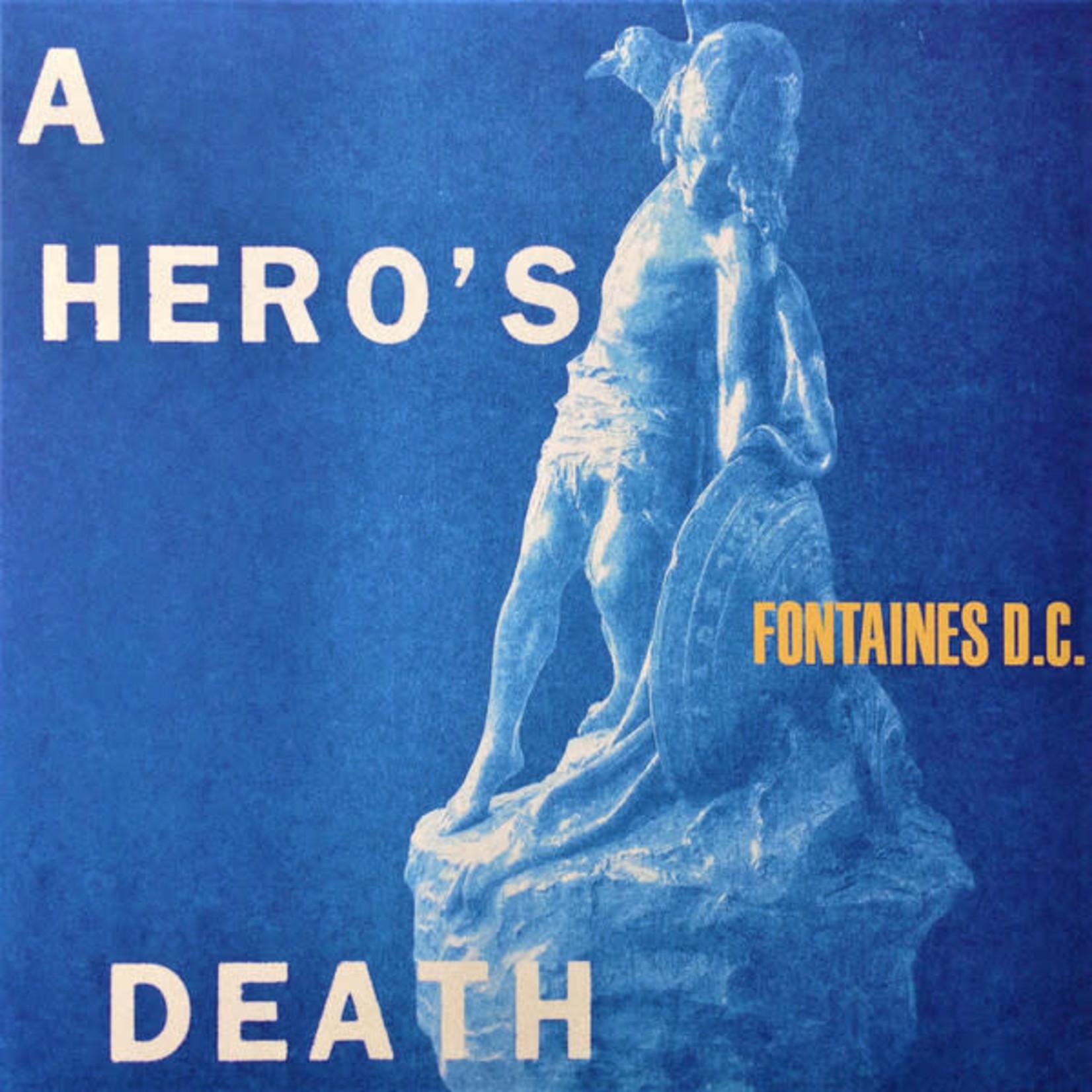 FONTAINES D.C. A HERO'S DEATH (LP)