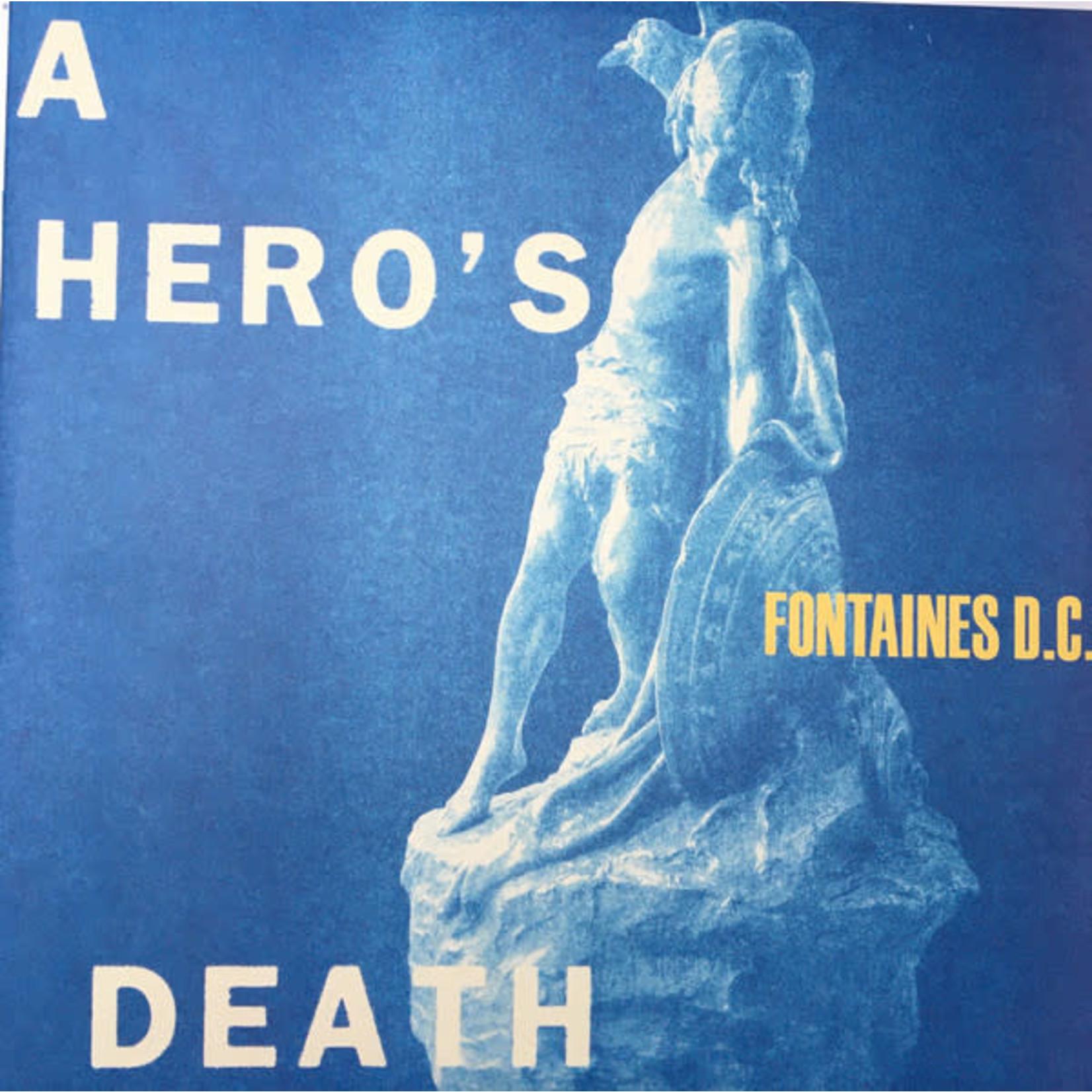 FONTAINES D.C. A HERO'S DEATH (LP DLX) 45 RPM 2 LP