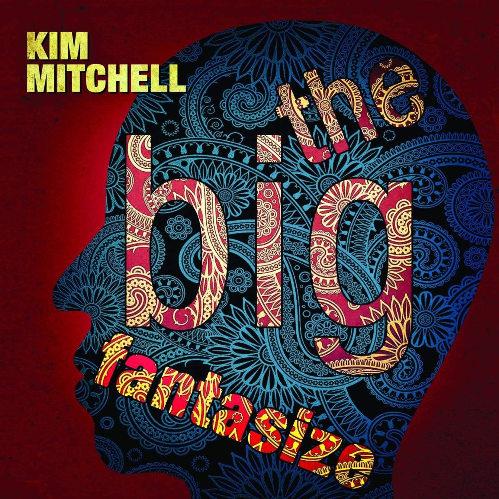 KIM MITCHELL BIG FANTASIZE (LP)
