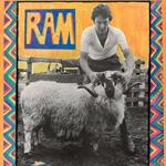 PAUL McCARTNEY RAM  2LP