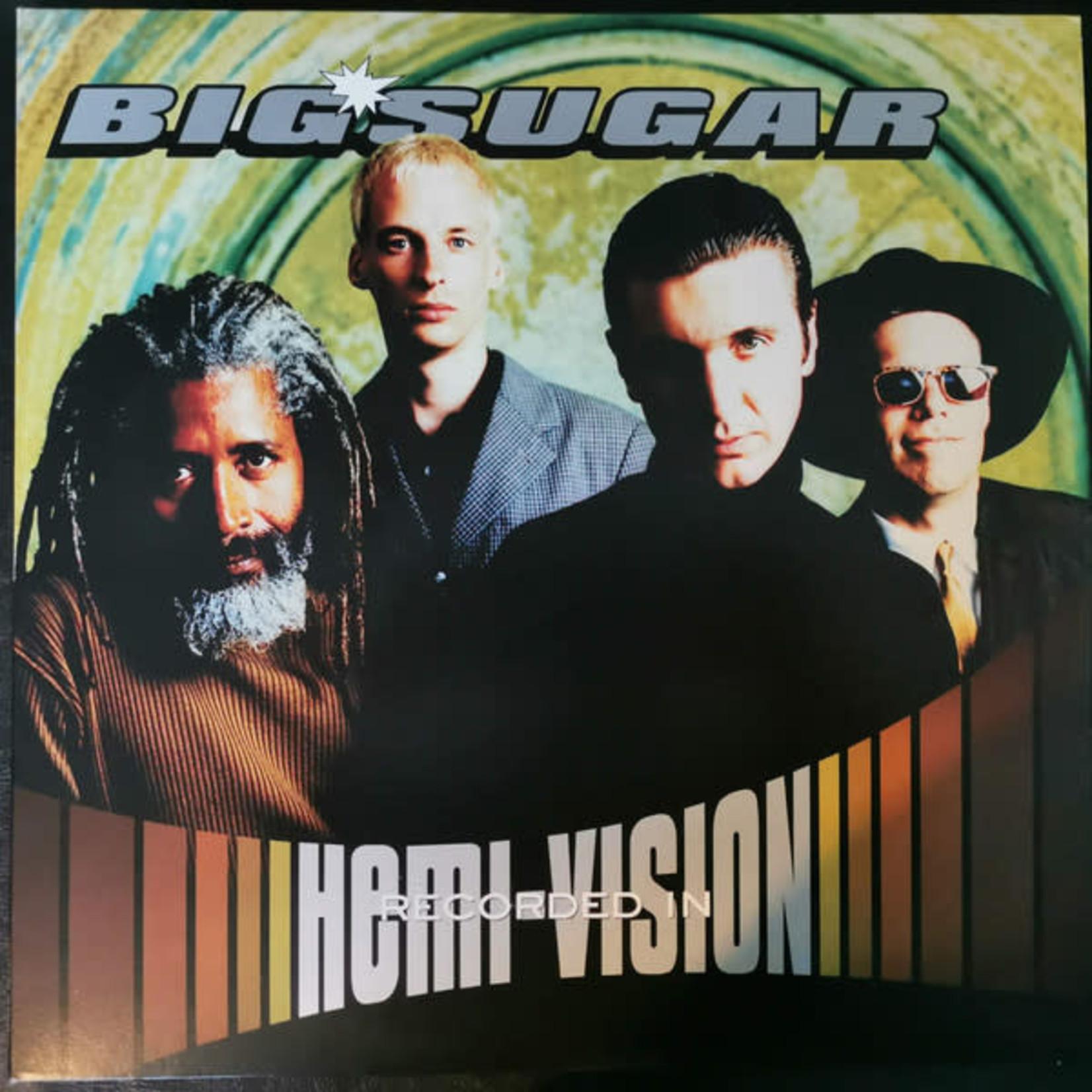 BIG SUGAR HEMI-VISION DLX ORANGE & GREEN VINYL 2LP)