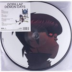 GORILLAZ DEMON DAYS  2 LP PICTURE DISCS
