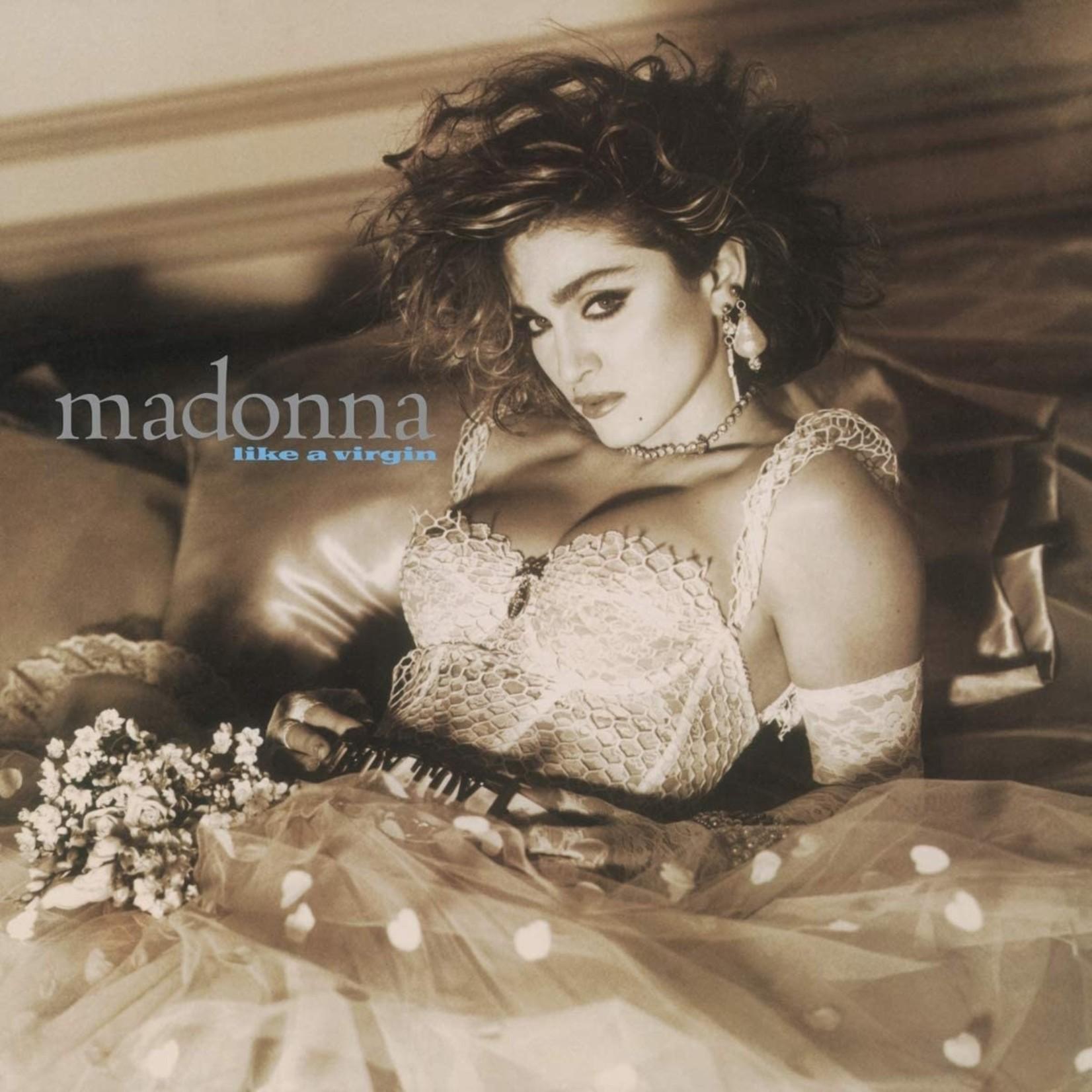MADONNA LIKE A VIRGIN (LP)