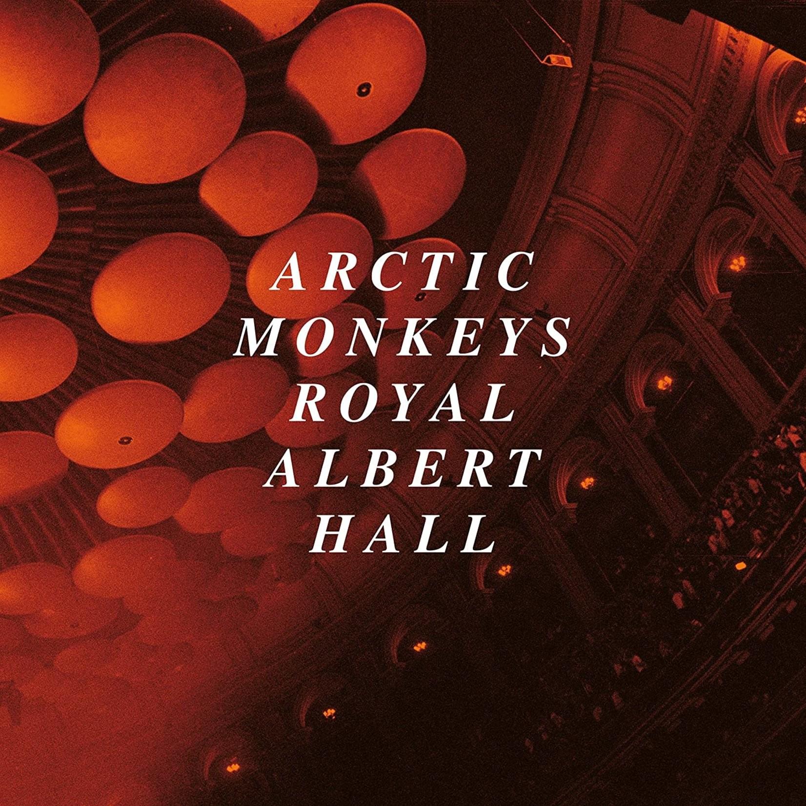ARCTIC MONKEYS ARCTIC MONKEYS LIVE AT THE ROYAL ALBERT HALL 2LP