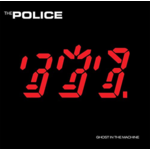 THE POLICE GHOST IN THE MACHINE (LP)