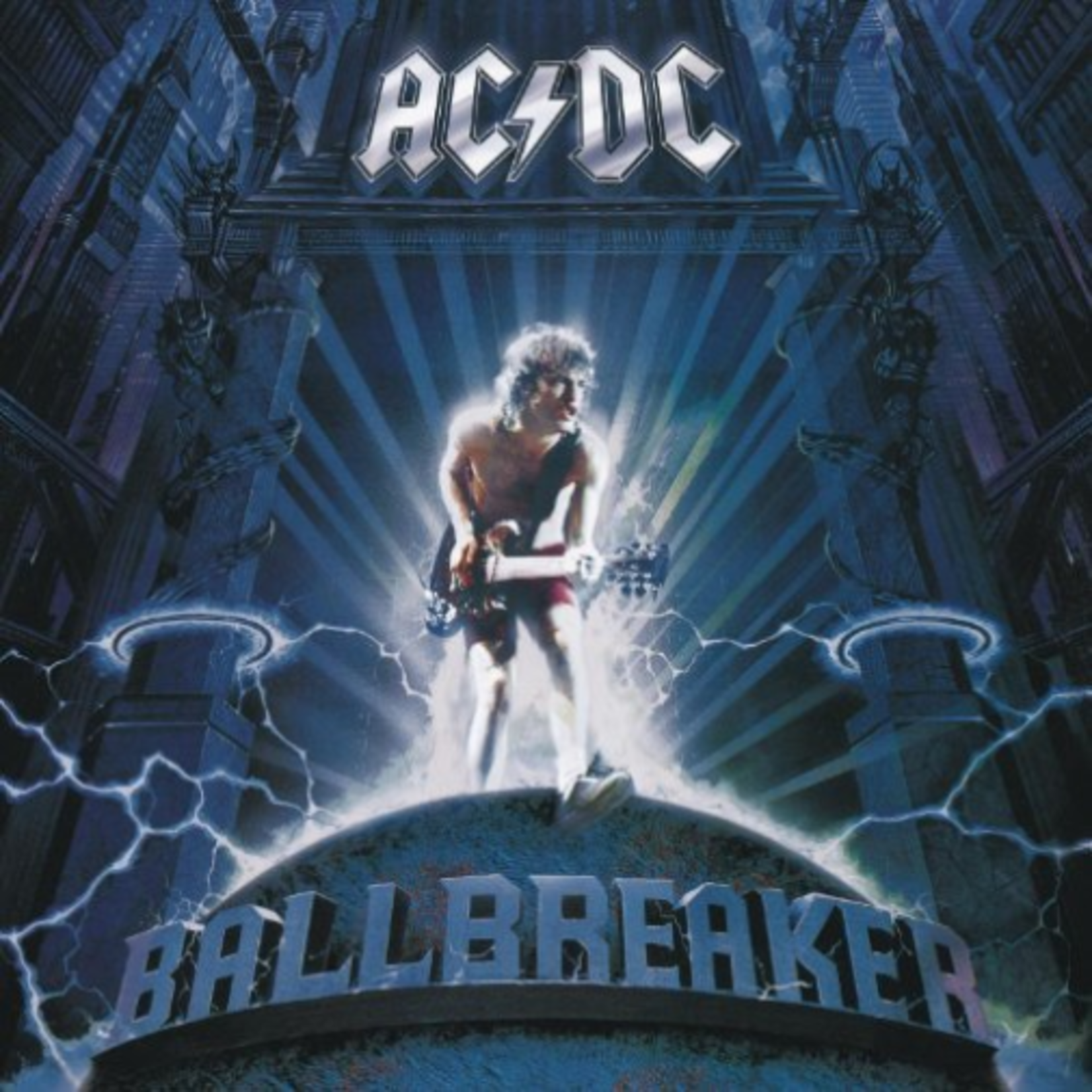 AC/DC BALLBREAKER (VINYL