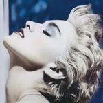 MADONNA TRUE BLUE (LP) CLEAR VINYL