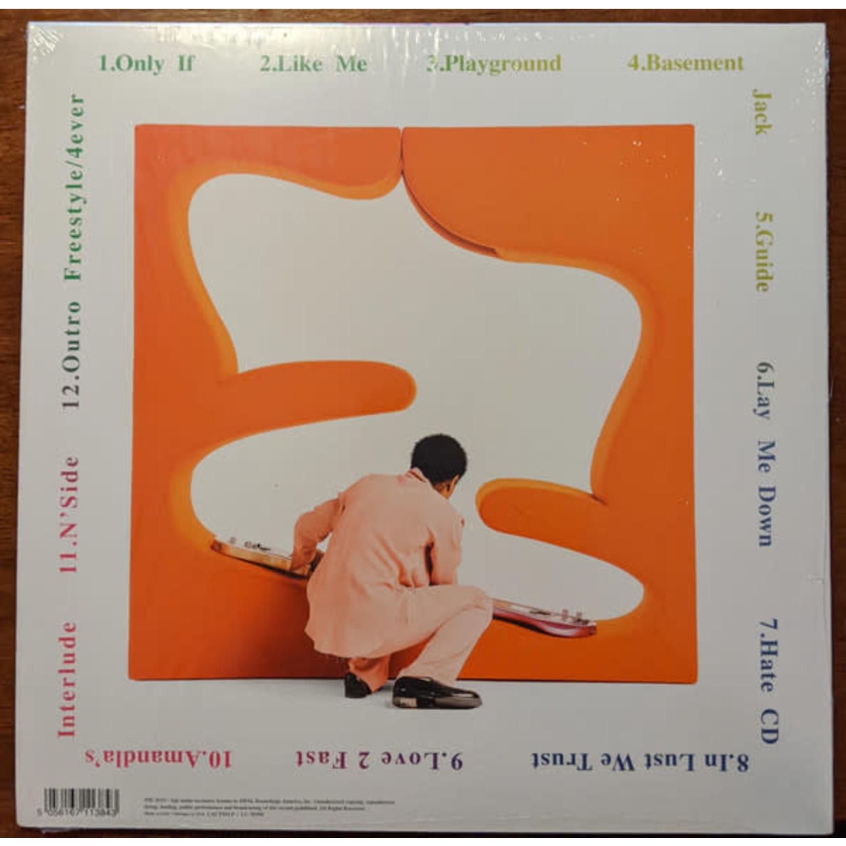 STEVE LACY APOLLO XXI (LP)