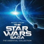 VARIOUS ARTISTS MUSIC FROM THE STAR WARS SAGA: THE ESSENTIAL COLLECTION/COLOURED VINYL