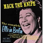 ELLA FITZGERALD MACK THE KNIFE ELLA IN BERLIN (LP)