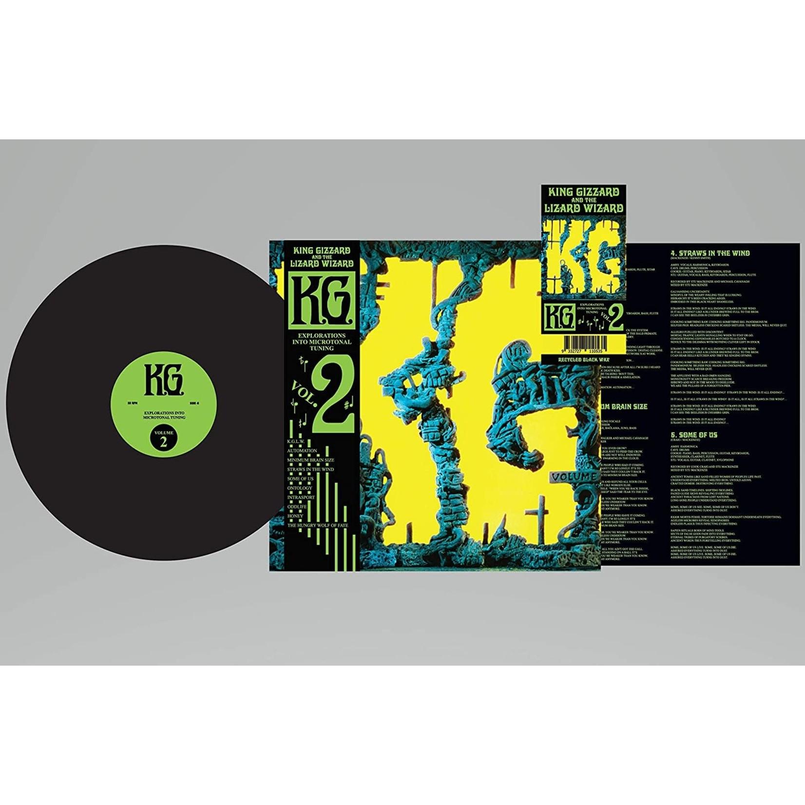 KING GIZZARD & THE LIZARD WIZARD K.G. (LP)