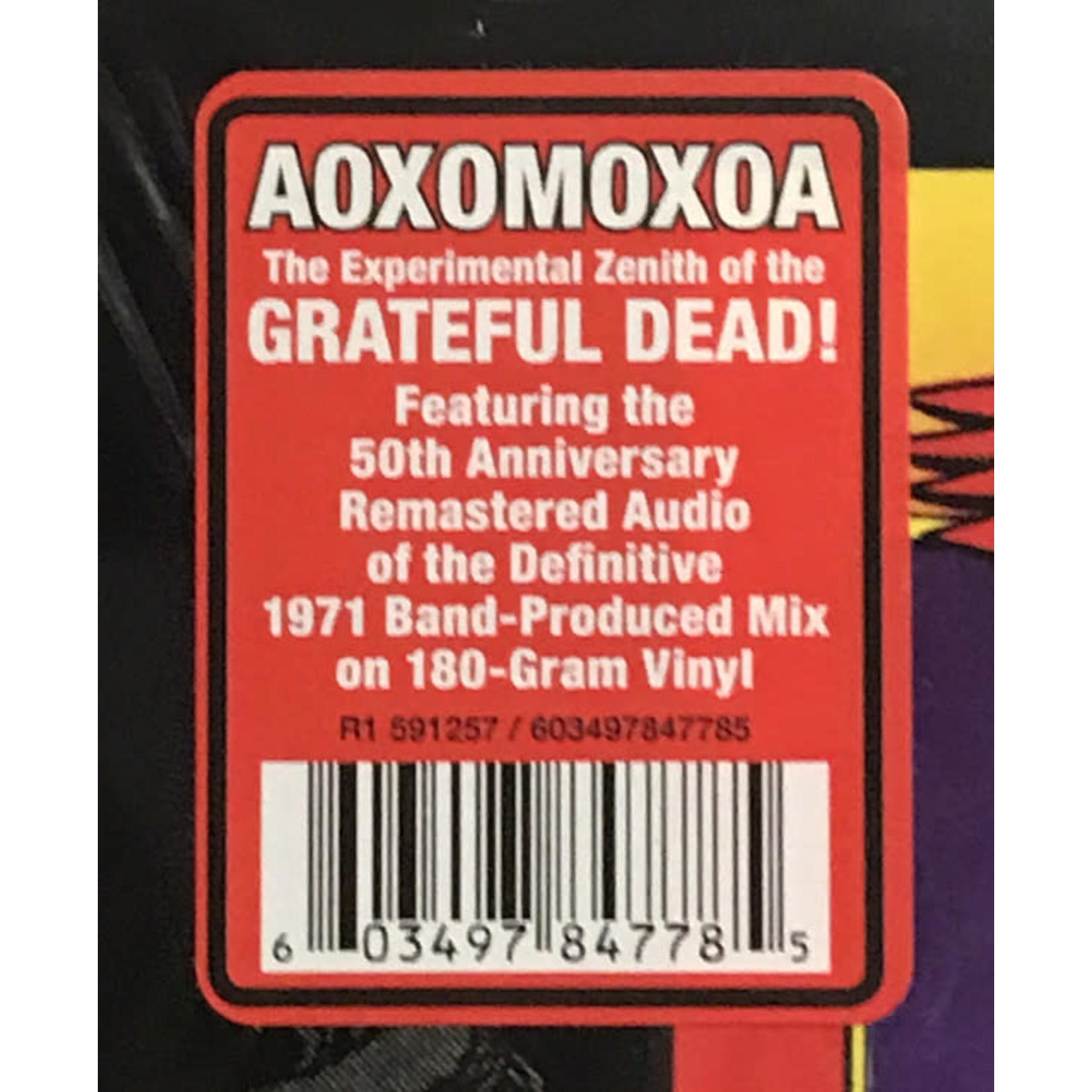 GRATEFUL DEAD AOXOMOXOA  LP