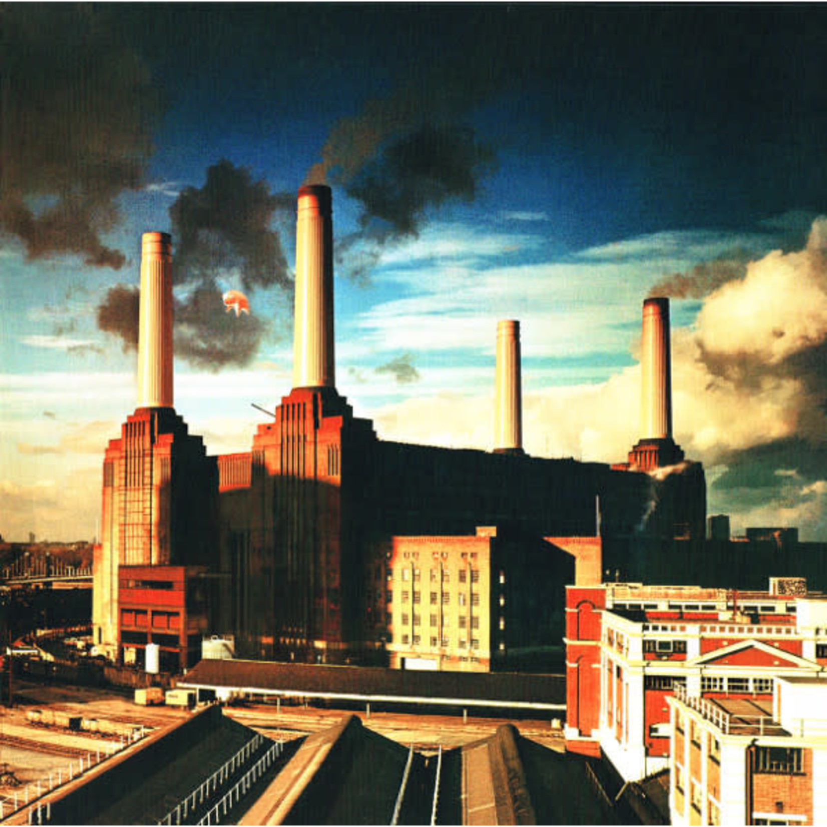 PINK FLOYD ANIMALS (STEREO REMASTERED)