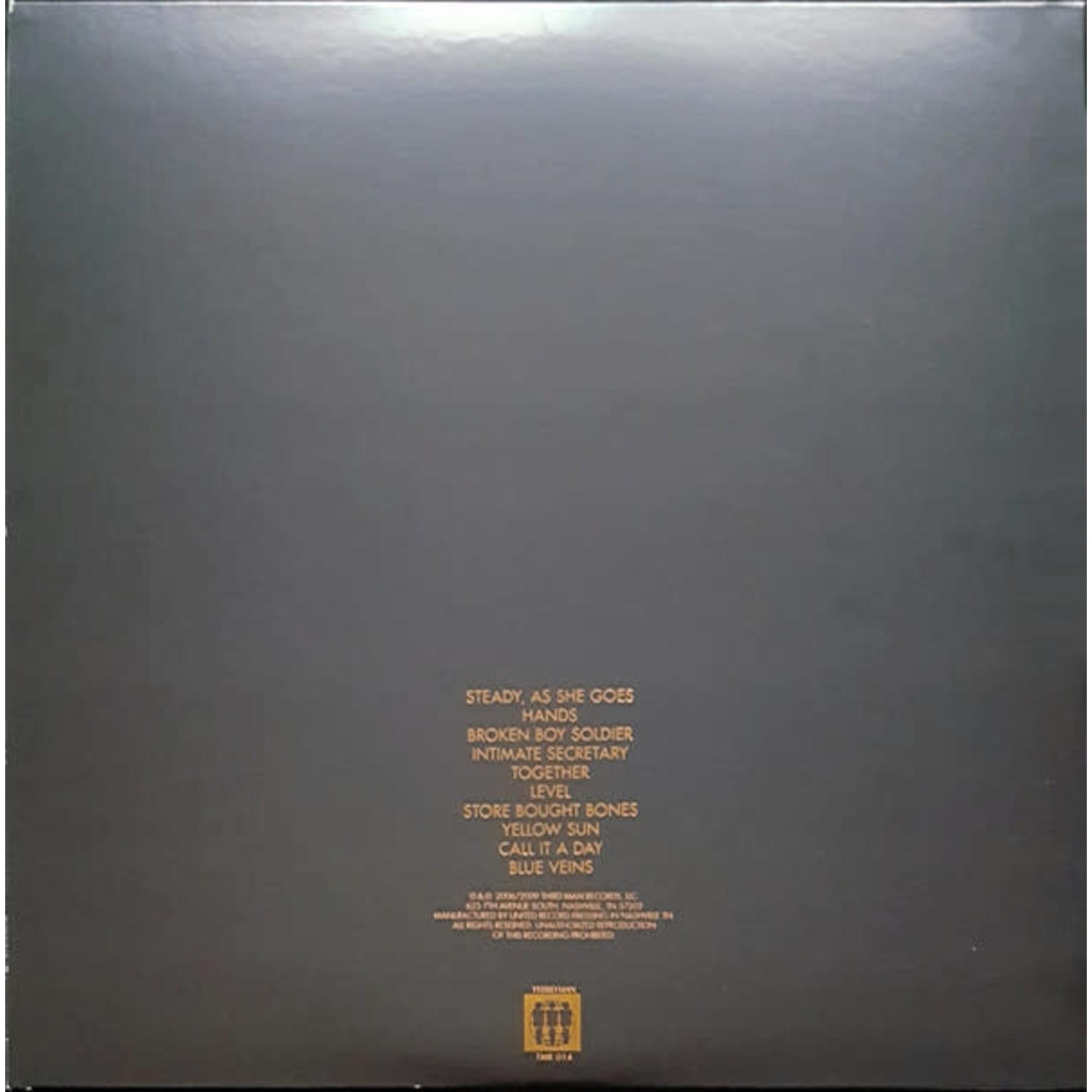 THE RACONTEURS BROKEN BOY SOLDIERS (LP)