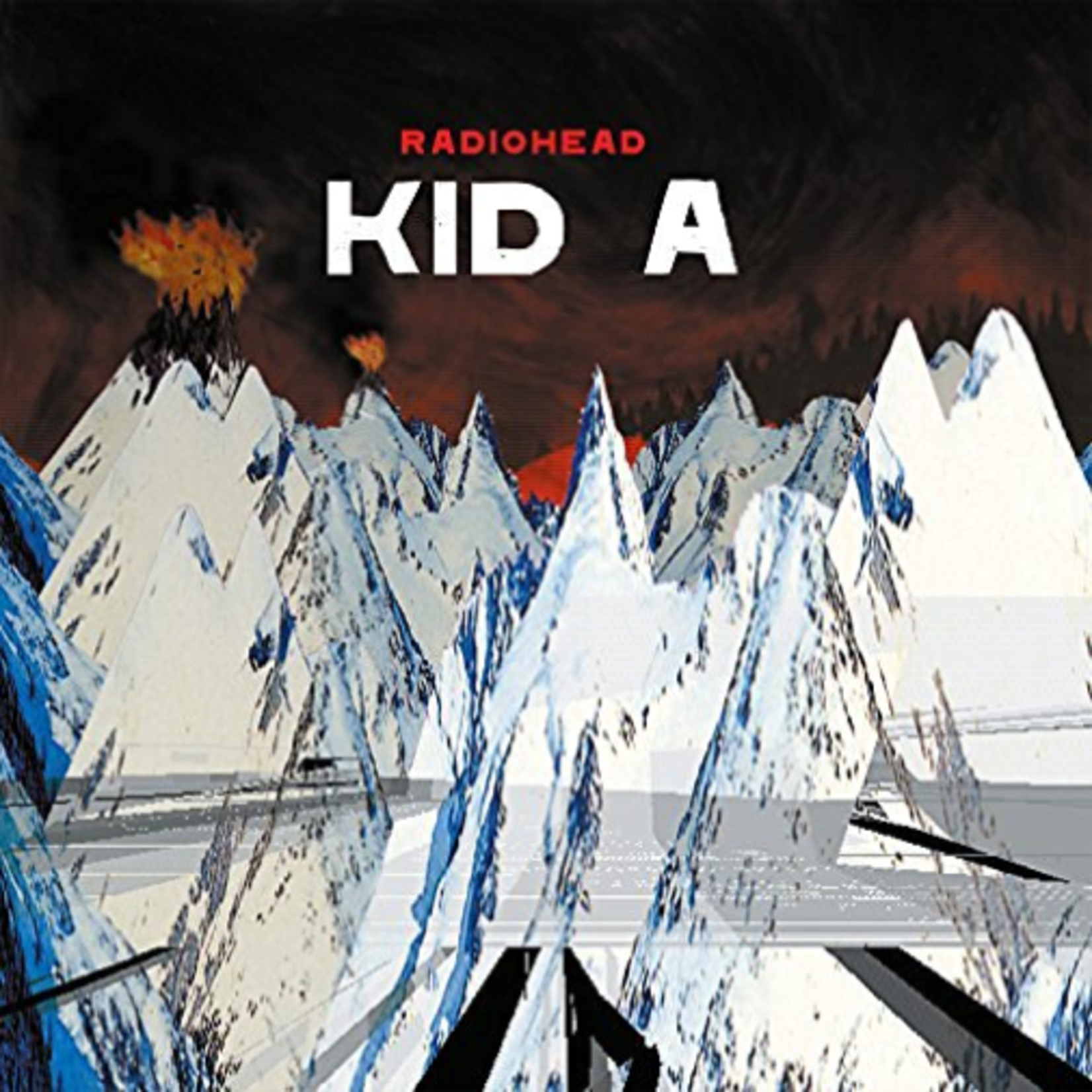 RADIOHEAD KID A (2LP/180G)