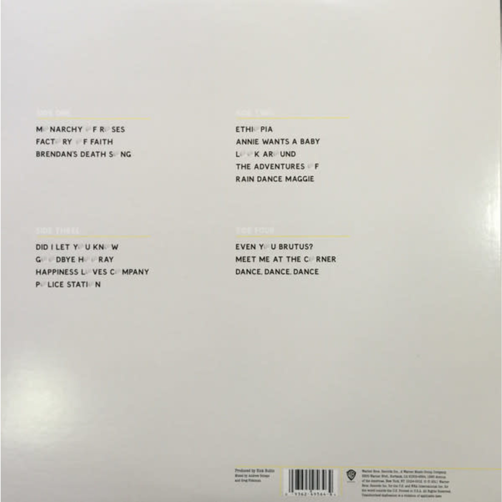 RED HOT CHILI PEPPERS I'M WITH YOU (2LP)