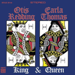 OTIS REDDING KING & QUEEN (LP)