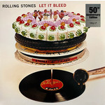 ROLLING STONES LET IT BLEED  50TH ANNIVERSARY LP EDITION)