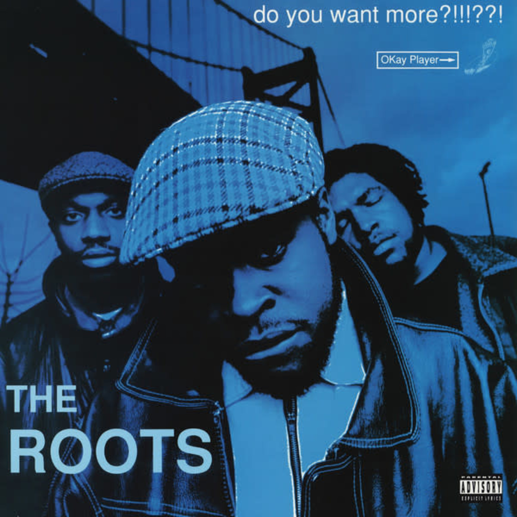 THE ROOTS DO YOU WANT MORE?!!!??!