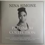 NINA SIMONE PLATINUM COLLECTION  3LP/WHITE VINYL