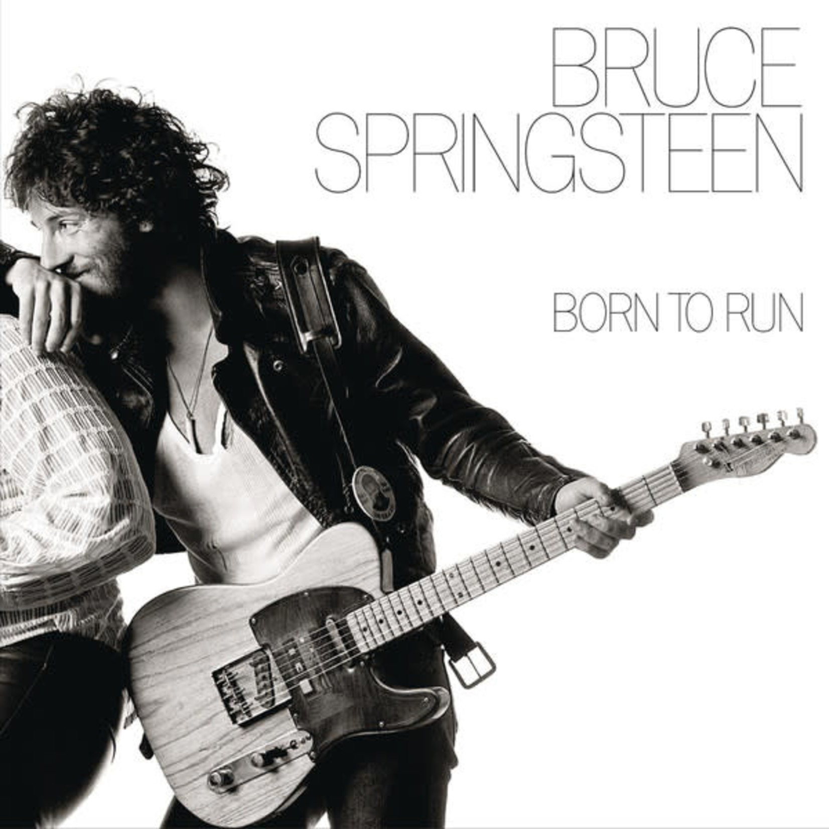 BRUCE SPRINGSTEEN & THE E STREET BAND BORN TO RUN (REMASTERED)