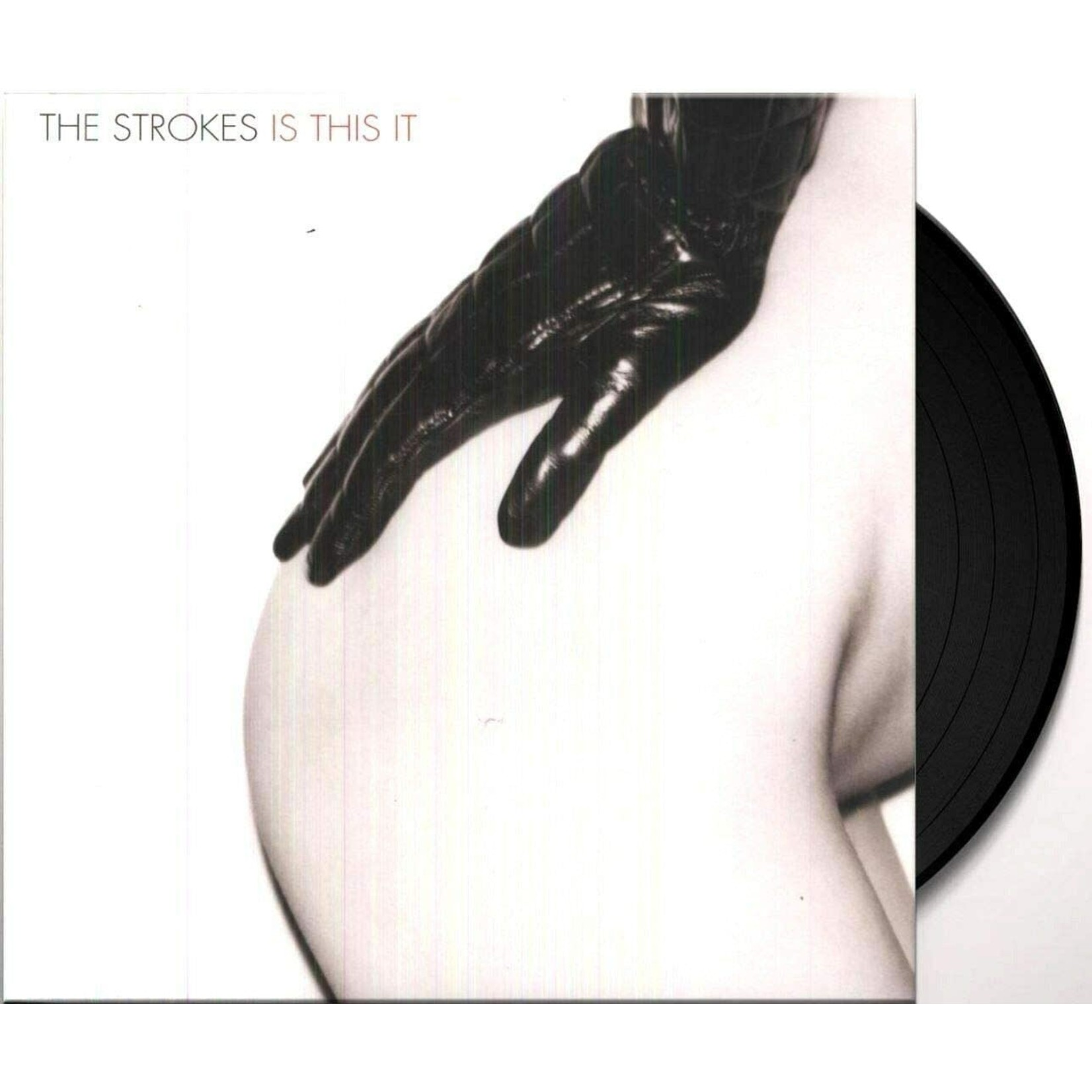 THE STROKES IS THIS IT  LP