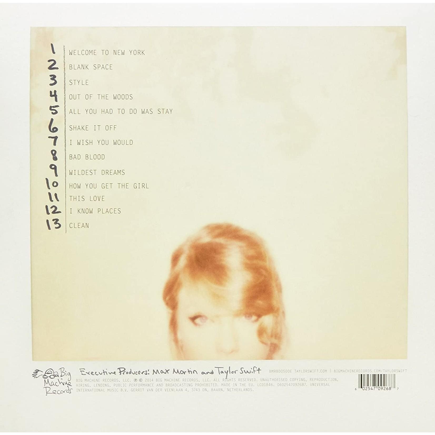 TAYLOR SWIFT T.S. 1989