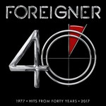 FOREIGNER 40 - HITS FROM FORTY YEARS  1977-2017  2LP