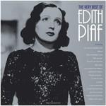 EDITH PIAF THE VERY BEST OF PIAF 180g CLEAR VINYL LP