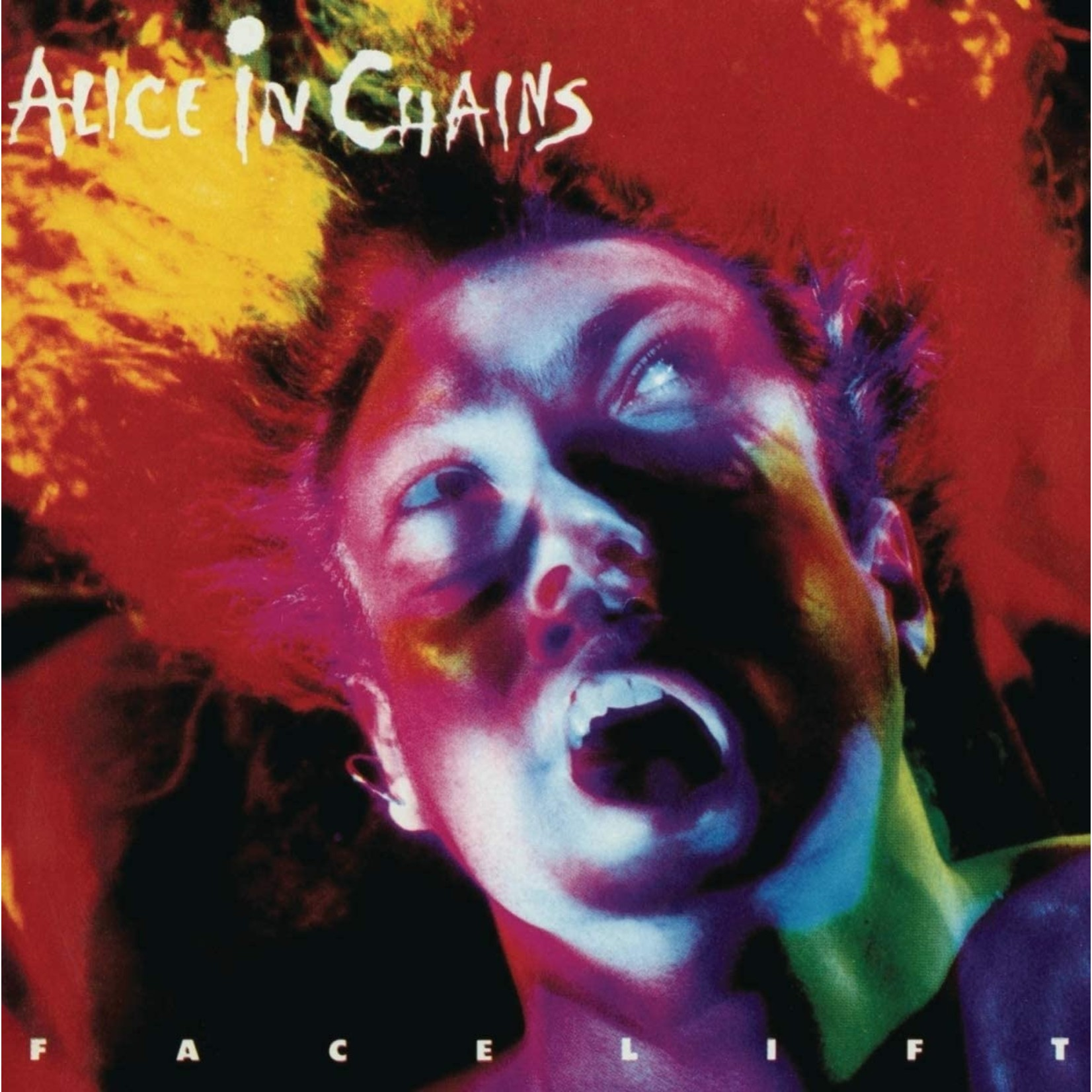 ALICE IN CHAINS FACELIFT  2LP