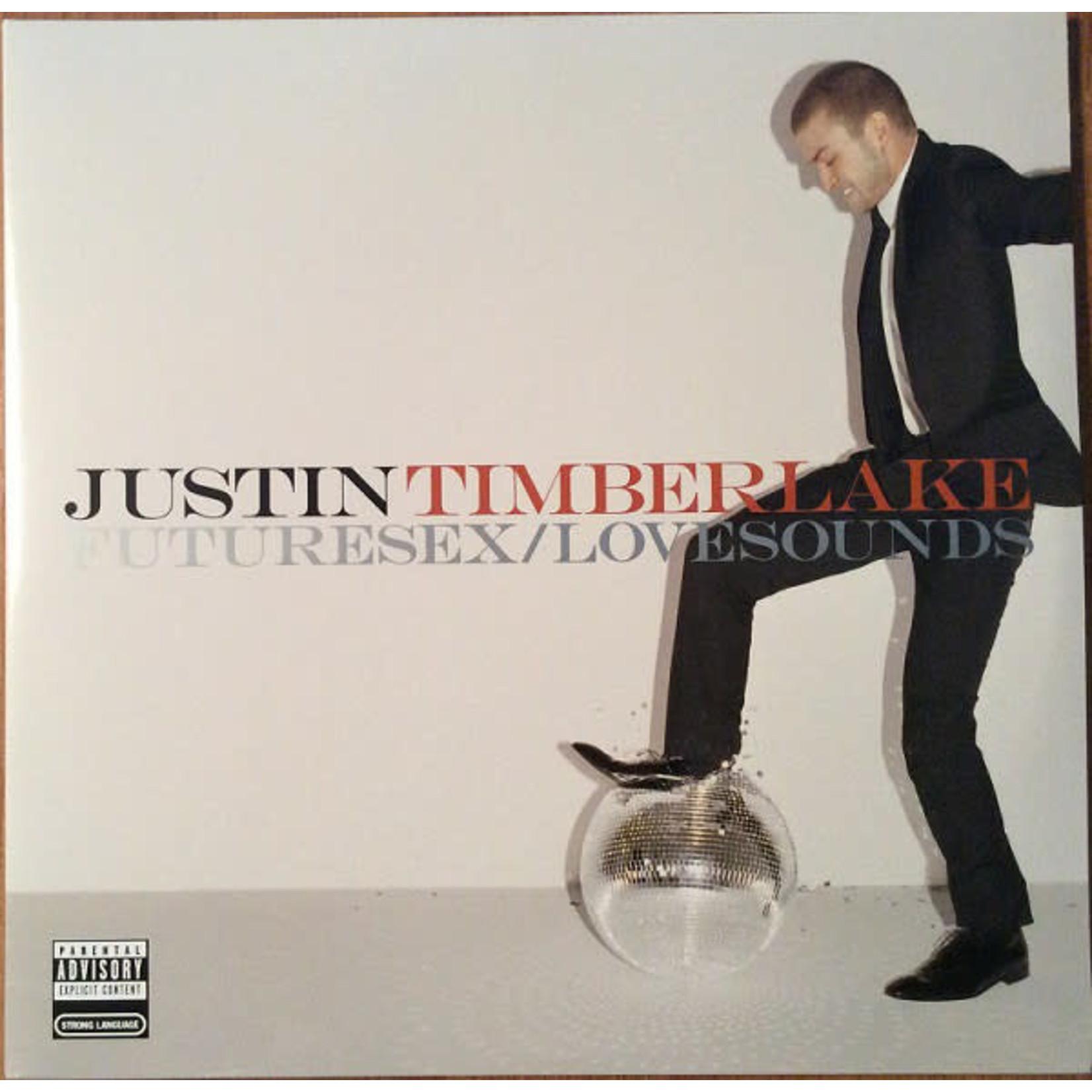 JUSTIN TIMBERLAKE FUTURE SEX/LOVE SOUNDS