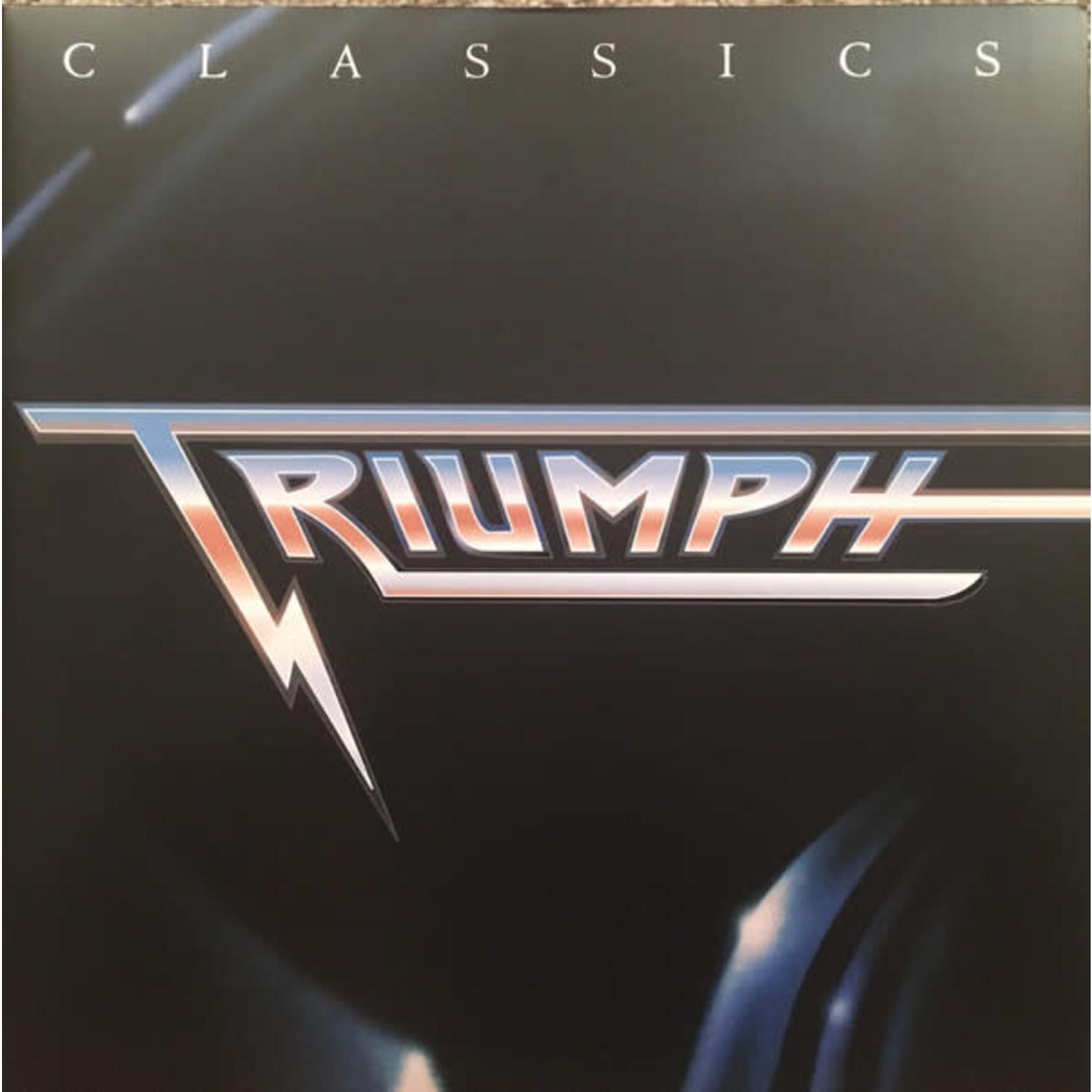 TRIUMPH CLASSICS (SILVER 2 LP)