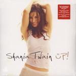 SHANIA TWAIN UP! (RED VINYL)
