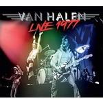 VAN HALEN LIVE 1977 (180g RED VINYL)