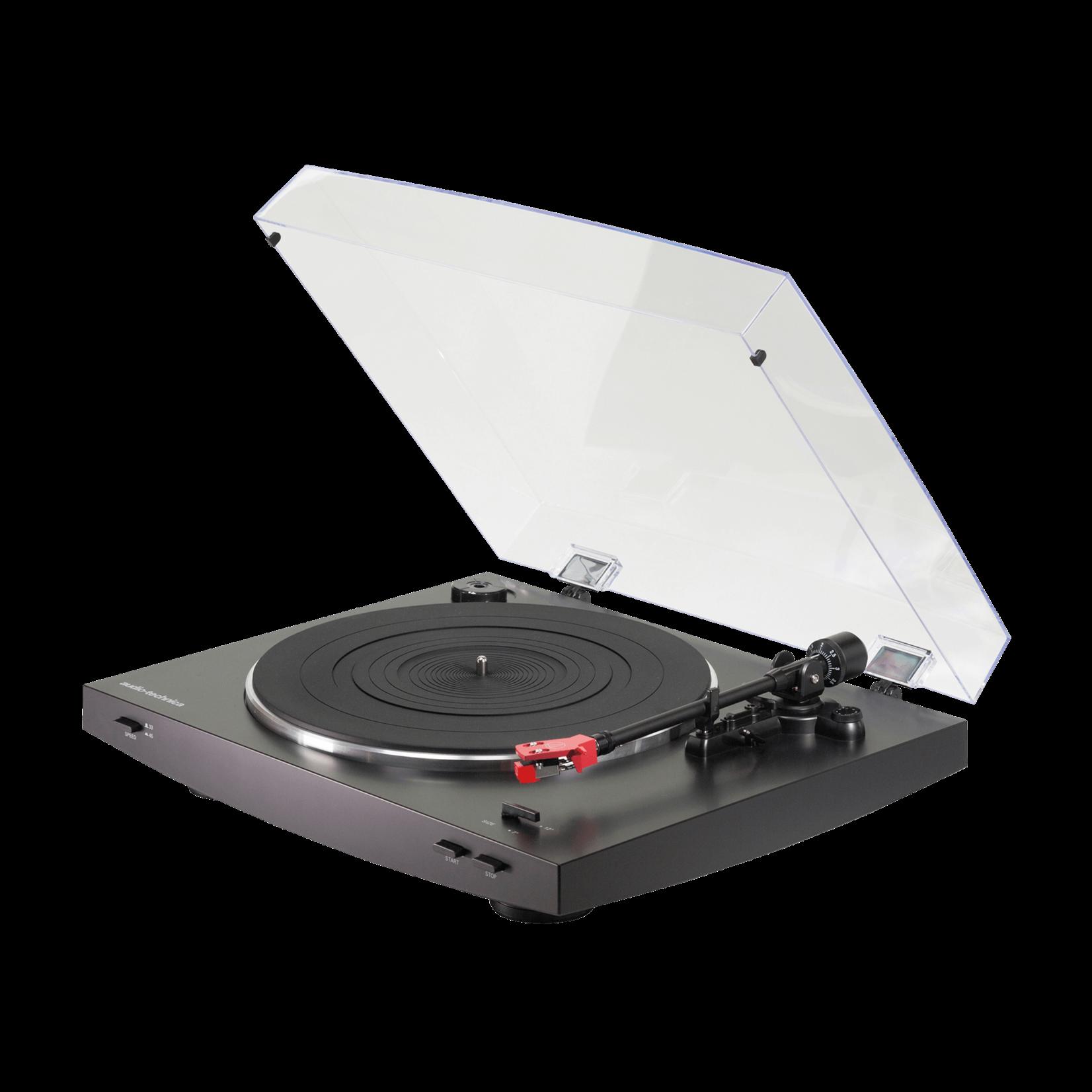 AUDIO-TECHNICA AT-LP3BK TURNTABLE  BLACK