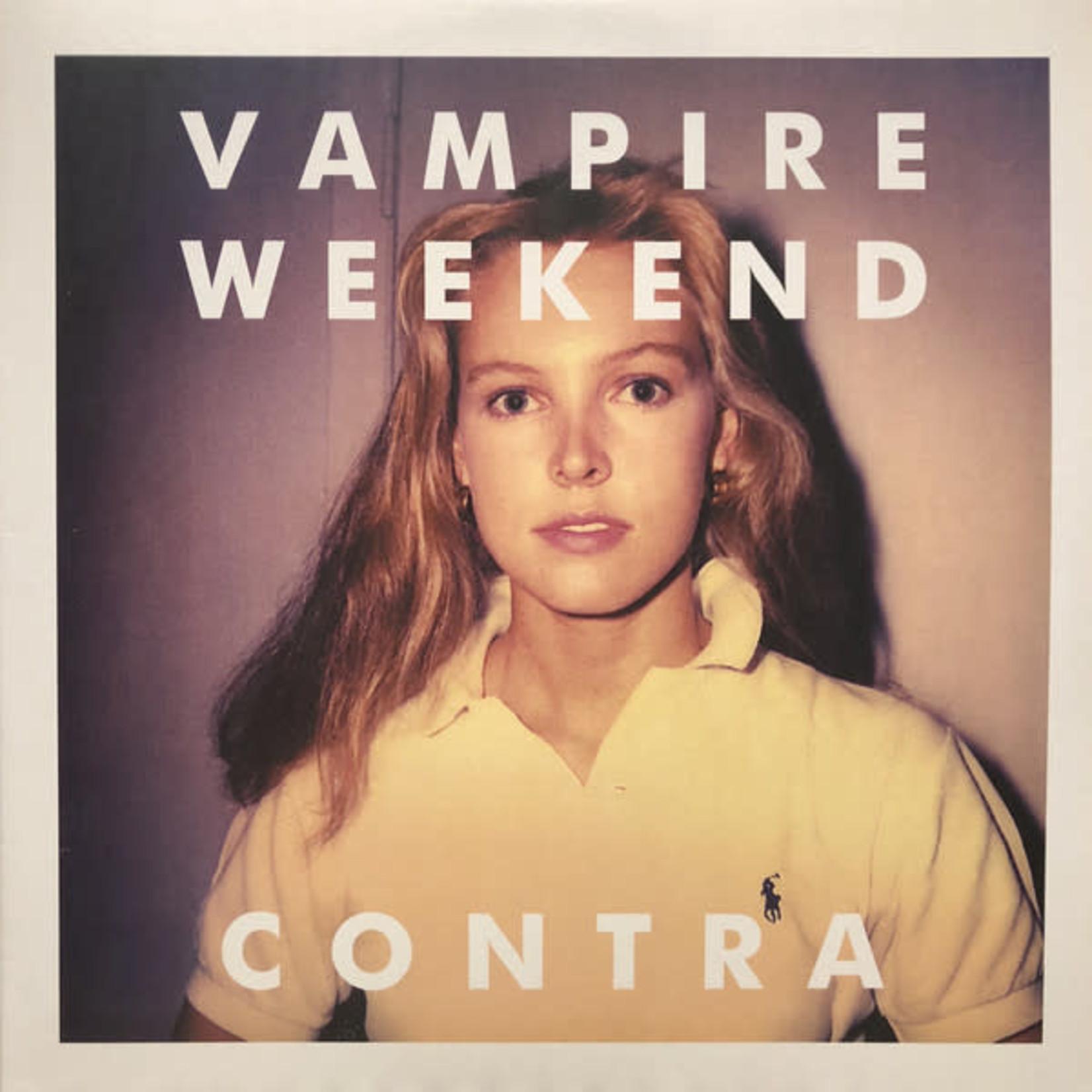 VAMPIRE WEEKEND CONTRA (LP)